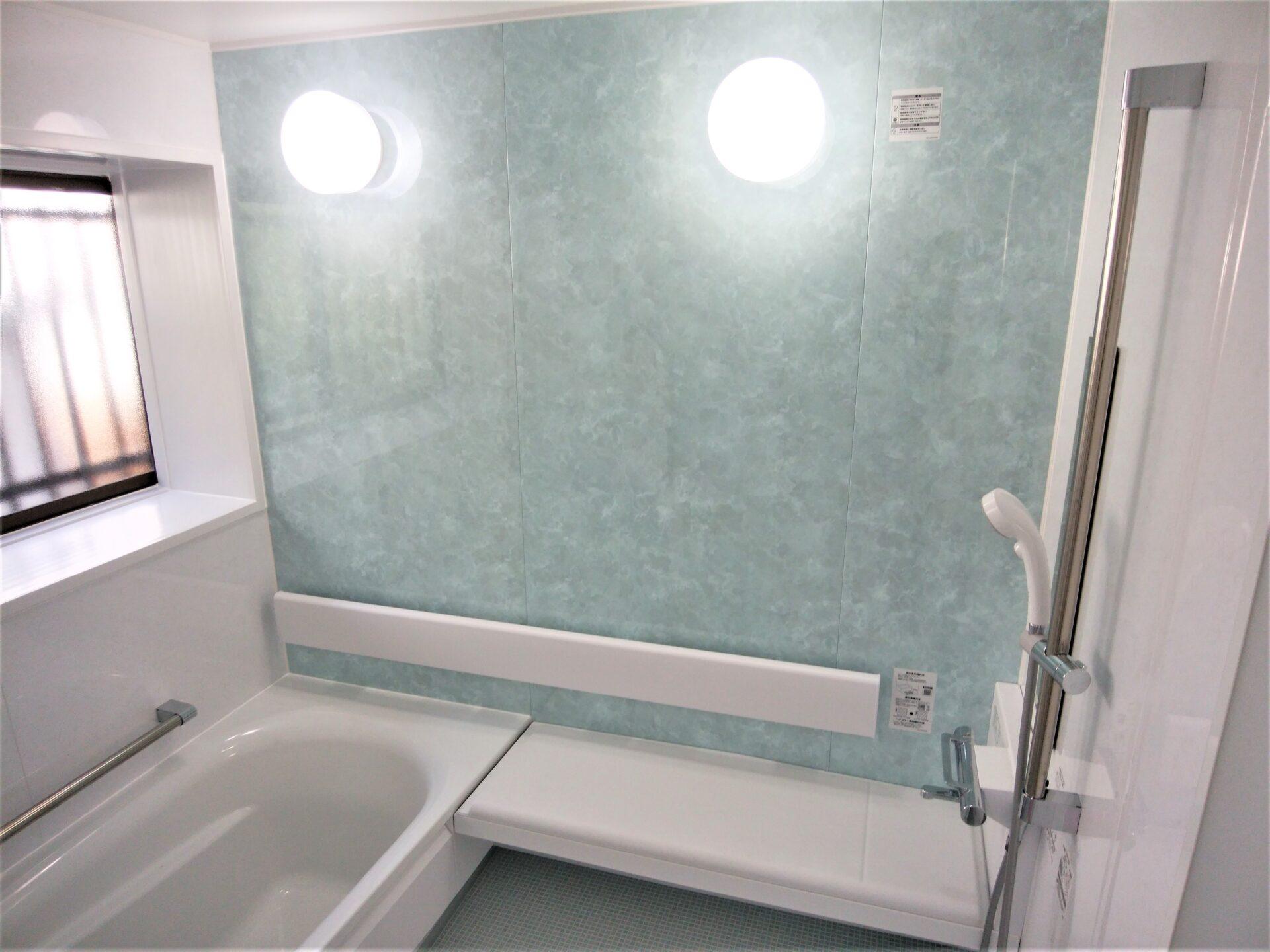 タイル張のお風呂からユニットバスへリフォーム
